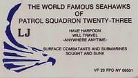 Seahawk Business Card